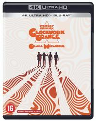 Clockwork Orange, (Blu-Ray...