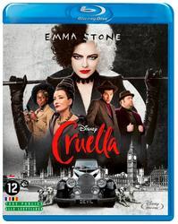 Cruella, (Blu-Ray)