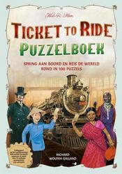 Ticket to Ride puzzelboek
