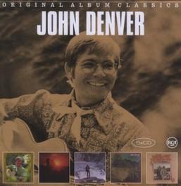 ORIGINAL ALBUM CLASSICS RHYMES&RE../POEMS, PL../ROCKY MOUNT../FAREWELL../BACK H JOHN DENVER, CD