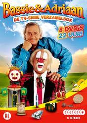 Bassie & Adriaan - De TV - Series , (DVD)