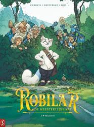 Robilar, de meesterlijke...