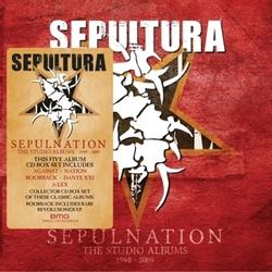 SEPULNATION -.. -REMAST- .....
