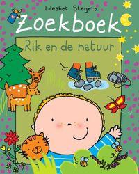 Zoekboek Rik en de natuur