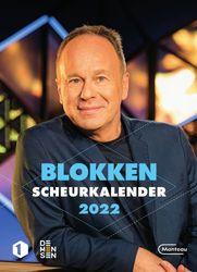 Blokken scheurkalender 2022