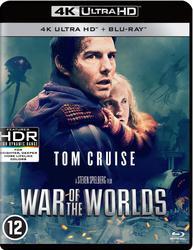 WAR OF THE WORLDS -4K-
