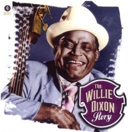 WILLIE DIXON STORY V/A, CD