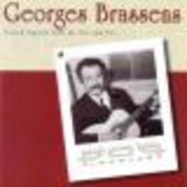 POP LEGENDS Audio CD, GEORGES BRASSENS, CD