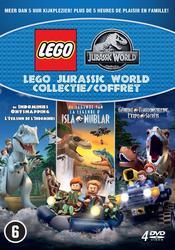Lego Jurassic Triple, (DVD)