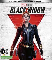 Black Widow, (Blu-Ray 4K...
