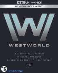 Westworld - Seizoen 1 - 3,...