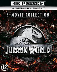 Jurassic Park 1 - 5...