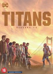 Titans - Seizoen 1 - 2, (DVD)
