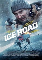 Ice road, (Blu-Ray)
