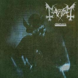 CHIMERA Audio CD, MAYHEM, CD