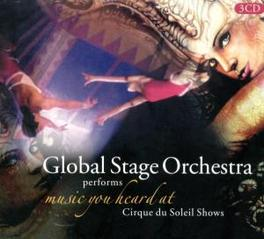 CIRQUE DU SOLEIL:MUSIC.. ...DU SOLEIL SHOWS Audio CD, GLOBAL STAGE ORCHESTRA, CD