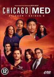 Chicago Med - Seizoen 6, (DVD)