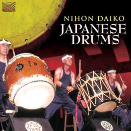 JAPANESE DRUMS NIHON DAIKO, CD