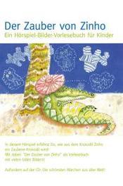 DER ZAUBER VON ZINHO Audio CD, AUDIOBOOK, CD