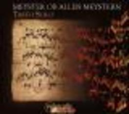 MEYSTER OB ALLEN MEYSTERN PEREZ Audio CD, TASTO SOLO, CD