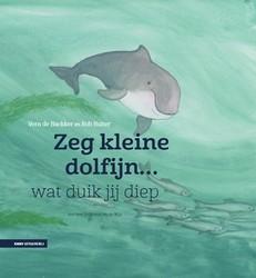Zeg kleine dolfijn
