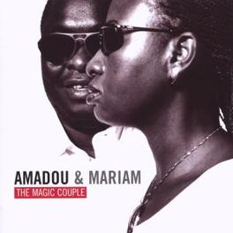 MAGIC COUPLE * BEST OF 1997-2002 * Audio CD, AMADOU & MARIAM, CD