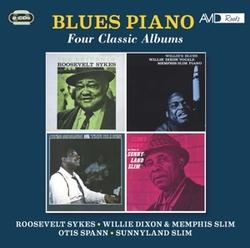 BLUES PIANO -.. -BOX SET-...