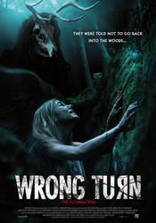 Wrong Turn, (Blu-Ray)