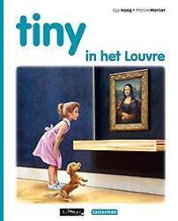 Tiny in het Louvre