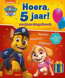 Paw Patrol Hoera, 5 jaar!...