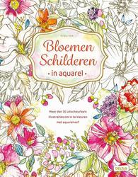 Bloemen schilderen in aquarel
