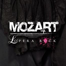 MOZART L'OPERA ROCK + DVD Audio CD, V/A, CD