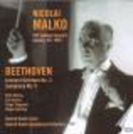 BEETHOVEN LEONORE Audio CD, NIKOLAI MALKO, CD