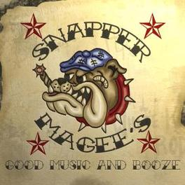 GOOD MUSIC & BOOZE VOL.1 Audio CD, SNAPPER MAGEE'S, CD