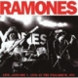 LIVE 1978 Audio CD, RAMONES, CD