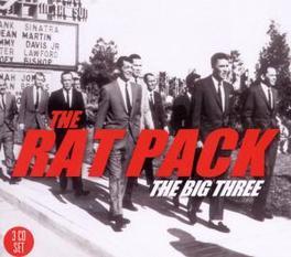 RAT PACK-BIG THREE Audio CD, RAT PACK, CD