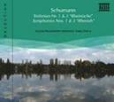 SYMPHONIES NO.1 & 3 SCHLESISCHES P.O.