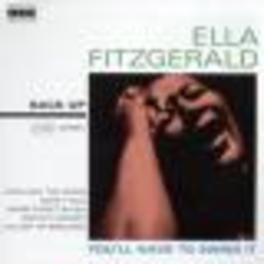 YOU'LL HAVE TO SWING IT Audio CD, ELLA FITZGERALD, CD