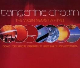 VIRGIN YEARS TANGERINE DREAM, CD