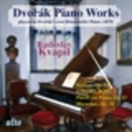 PLAYED ON DVORAK'S OWN.. RADOSLAV KVAPIL DVORAK, CD