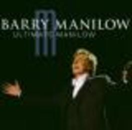 ULTIMATE MANILOW ASIAN VERSION Audio CD, BARRY MANILOW, CD