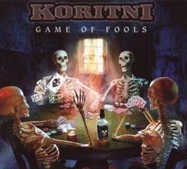 GAME OF FOOLS Audio CD, KORITNI, CD