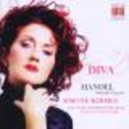 LA DIVA-ARIAS FOR CUZZONI SIMONE KERMES/LAUTEN COMPAGNEY/WOLFGANG KATSCHNER Audio CD, G.F. HANDEL, CD