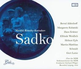 SADKO RECORDED, LEIPZIG, 1949 RIMSKY-KORSAKOV, N., CD