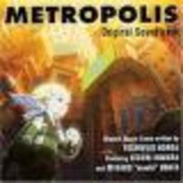 METROPOLIS Audio CD, V/A, CD