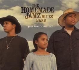 PAY ME NO MIND Audio CD, HOMEMADE JAMZ BLUES BAND, CD
