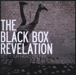 SET YOUR HEAD ON FIRE -FRENCH VERSION- Audio CD, BLACK BOX REVELATION, CD