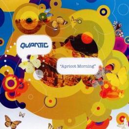 APRICOT MORNING Audio CD, QUANTIC, CD