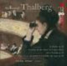 PIANO WORKS:12 ETUDES OP. STEFAN IRMER Audio CD, S. THALBERG, CD