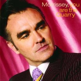YOU ARE THE QUARRY Audio CD, MORRISSEY, CD
